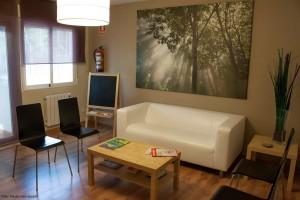 Foto-Sala de espera